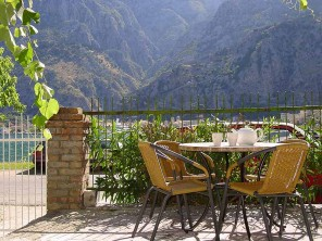 2 Bedroom Waterfront Apartment in Kotor Bay, Montenegro