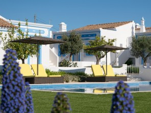 2 Bedroom Sea View Houses in Ria Formosa Natural Park, Eastern Algarve, Portugal