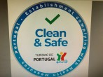 Clean and Safe Certificate