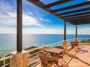 5 Bedroom Sea View Villa near the Beach in Salemo, Algarve, Portugal