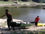 Canoe carry