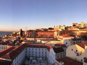 1 Bedroom Apartment with Rooftop Views in the Historic Centre of Lisbon, Lisbon & Costa de Lisboa, Portugal