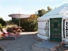 Handcrafted Yurts on a Glamping Site with Swimming Pool in Moncarapacho, Algarve, Portugal