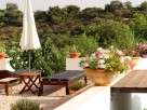 Apartment Coruja on a Rural Estate with Pool and Lake near Loule, Algarve, Portugal