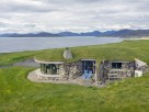 Luxury Seaview Eco Cottages on the Isle of Harris, Outer Hebrides, Scotland