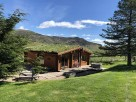 2 Bedroom Log Cabin Dalhuddal with Hot Tub in the Cairngorms, Glenshee, Scotland