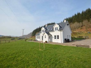 5 Bedroom Country House in Glen Feochan, nr Oban, Argyll, Scotland