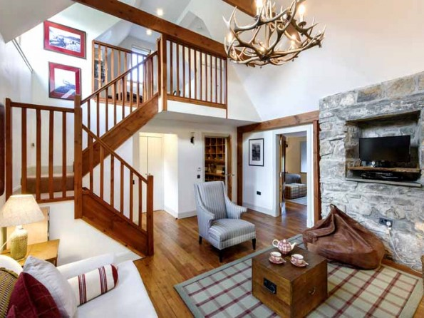 2 Bedroom Cottage On A Wilderness Reserve In The Scottish