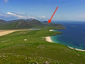 Sealoch View 3 Bedroom Family House on the Isle of Harris, Outer Hebrides, Scotland