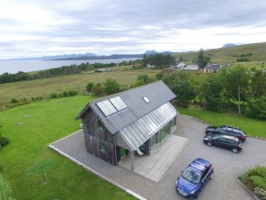 3 Bedroom Scenic Eco-house in Scotland, Highlands, Gruinard Bay