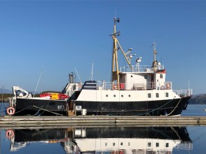 7 Bedroom Houseboat moored at Dunstaffnage Marina, near Oban, Highlands, Scotland
