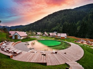 Stylish Glamping Tents in Slovenia, Gorenjska, Ljubno