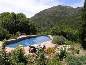 1 Bedroom Rural Idyll with Pool in Spain, Andalucia, Casares