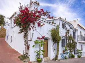 2 Bedroom Stylish Village B&B in Bédar, Andalucia, Spain