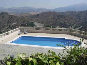 3 Bedroom Country House with Pool and Views in Comares, Andalucia, Spain
