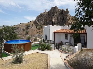 2 Bedroom Peaceful Cottage with Private Pool in Lubrin, Andalucia, Spain