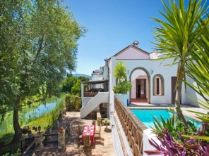 9 Bedroom Riverside Retreat in the heart of the Serrania de Ronda, Andalucia, Spain