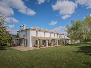 7 Bedroom Luxury Farmhouse in the Hills near Ronda with Private Pool & Large Gardens, Andalucia, Spain