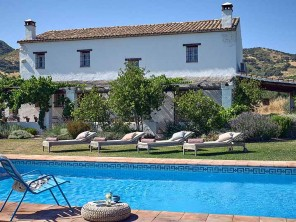 4 Bedroom Stylish Rural Villa with Pool near Ronda, Andalucia, Spain