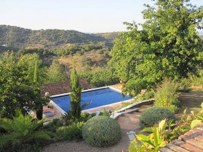 5 Bedroom Rural Villa with Pool Walking Distance to Aracena, Andalucia, Spain