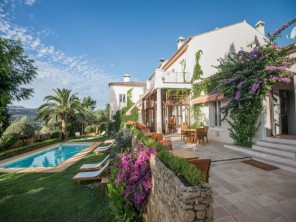 Boutique Hotel with Swimming Pool set in Olive Groves near Ronda, Andalucia, Spain