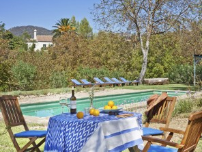 7 Bedroom Luxury Farmhouse Villa with Private Pool and Mountain Views near Ronda, Andalucia, Spain