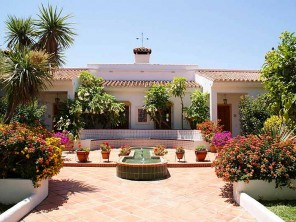 12 Bedroomed Hacienda set in Mango Orchards 1 mile from the sea in Andalucia, Spain