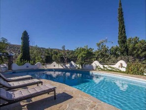 6 Bedroom Elegant Finca Las Nogueras with Pool and Panoramic Views in Alcaucin, Andalucia, Spain