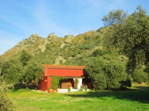 1 Bedroom Secluded Barn Conversion in the Mountains on a Rural Estate in Extremadura, Spain