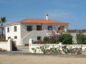 4 Bedroom Walled Villa in Spain, Andalucia, Mojacar