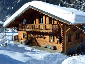 5 Bedroom Traditional Chalet in Chatel, the Rhone Alps, France