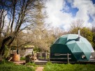 7 Cosy Geodomes in Wales, Powys / Brecon Beacons, Near Hay on Wye