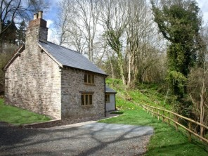 1 Bedroom Riverside Cottage near Hay-on-Wye, Powys / Brecon Beacons, Wales