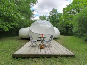 1 bedroom Bubble near La Baconnière, Mayenne, Pays de la Loire, France