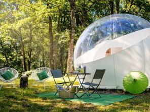 1 bedroom Bubble near Najac, Aveyron, Midi-Pyrenees, France