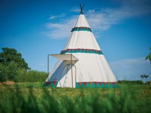 1 bedroom Teepee Tent near Miannay, Somme, Hauts-de-France, France