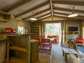 2 bedroom Safari Lodge near Miannay, Somme, Picardy, France