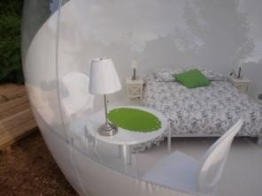 1 bedroom Bubble near Cléder, Finistère, Brittany, France