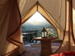 1 bedroom Tent near Cléder, Finistère, Brittany, France