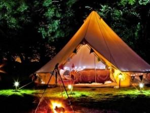 1 bedroom Tent near Carnoules, Var, Provence-Cote d`Azur, France
