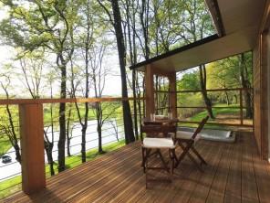 1 bedroom Cabin on Stilts near Sévignacq, Pyrénées-Atlantiques, Nouvelle Aquitaine, France