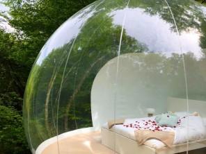 2 bedroom Bubble near Pompignac, Gironde, Nouvelle-Aquitaine, France