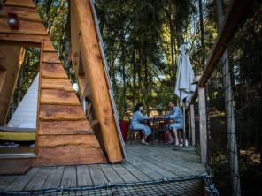 1 bedroom Treehouse near Lanouaille, Dordogne, Nouvelle-Aquitaine, France