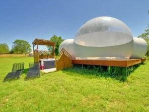 1 bedroom Bubble near Lanouaille, Dordogne, Nouvelle Aquitaine, France