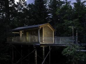 1 bedroom Treehouse near Saint Pierre D'Argençon, Hautes-Alpes, Provence-Cote d`Azur, France