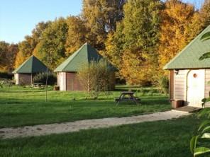 1 bedroom Yurt near Dienne, Vienne, Nouvelle Aquitaine, France