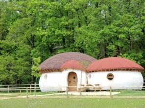 2 bedroom Pod near Dienne, Vienne, Nouvelle Aquitaine, France