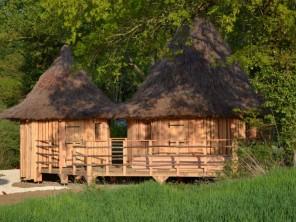 1 bedroom Cabin near Pressac, Vienne, Nouvelle Aquitaine, France