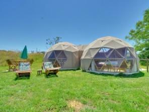 1 bedroom Dome near Lanouaille, Dordogne, Nouvelle Aquitaine, France