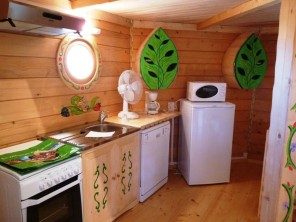 2 bedroom Pod near Dienne, Vienne, Nouvelle-Aquitaine, France